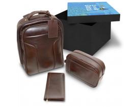 Kit Viagem na caixa