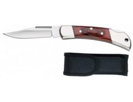 Canivete Inox 3 Polegadas Cabo Polywood